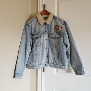 Levi's Micky Shepra Denim Jacket